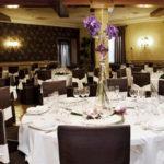 Restaurante Estanquet, salones