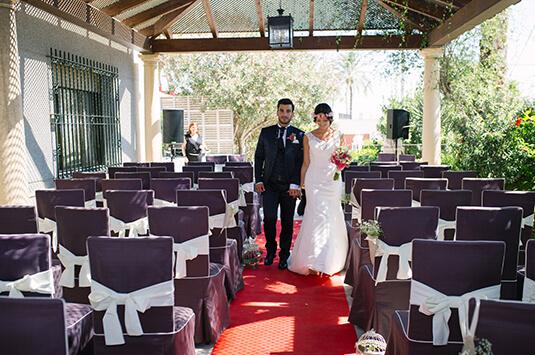 Restaurante Estanquet, bodas